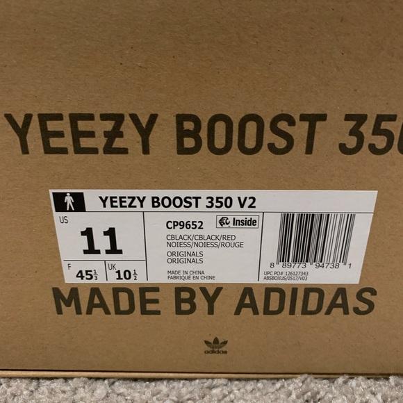 Yeezy Boost 350 (dead stock) size 11